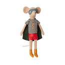 Maileg Medium Super Hero Mouse