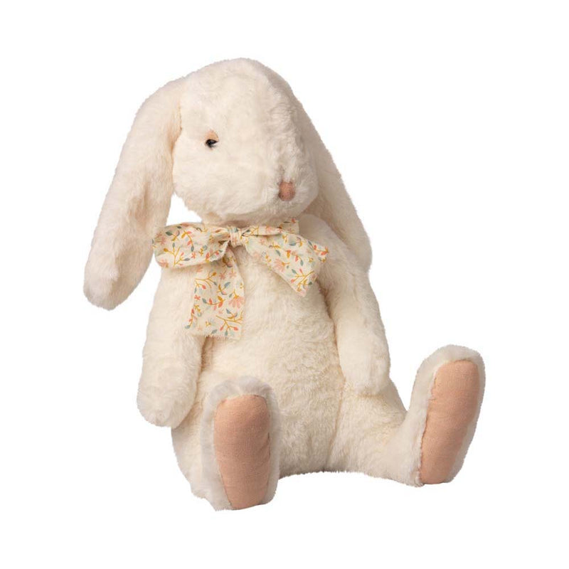 Maileg Fluffy Bunny, Large - Off white
