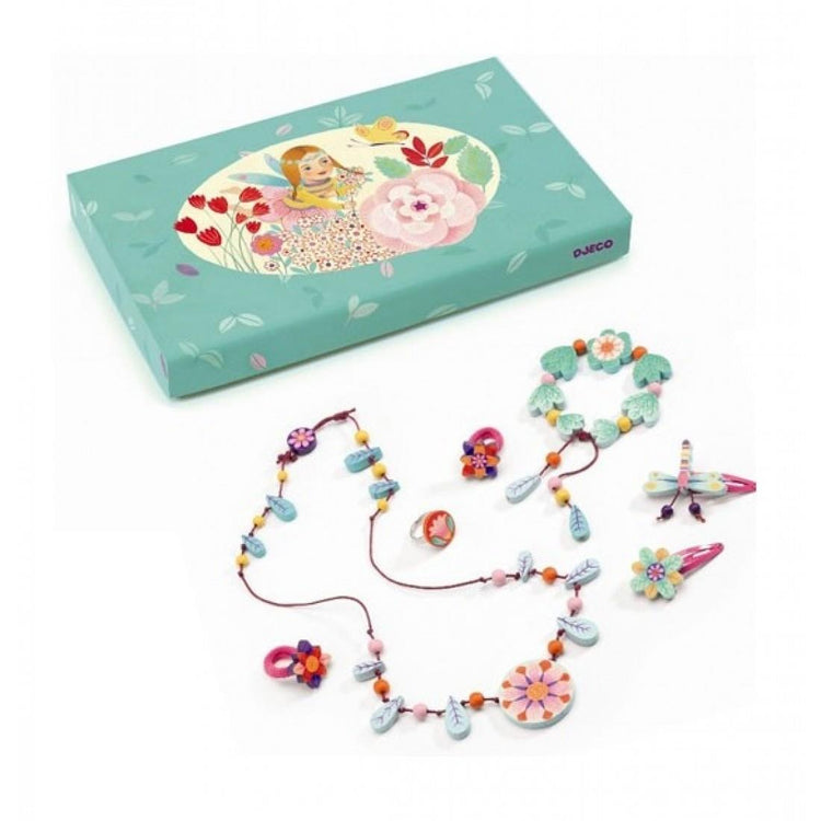Djeco Jewellery Set - Flower Paradise