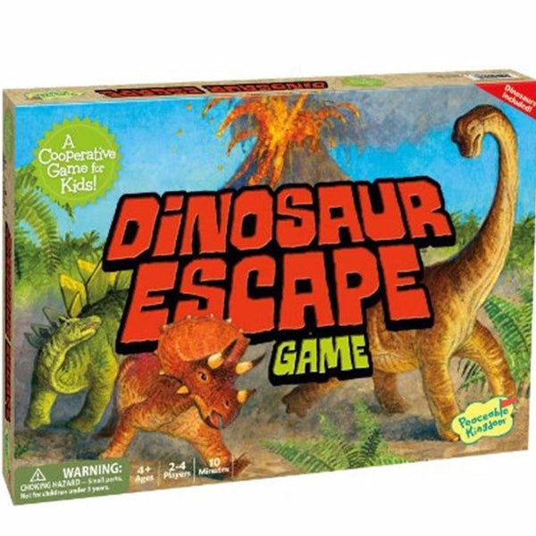 Dinosaur Escape Game - I Want That Present