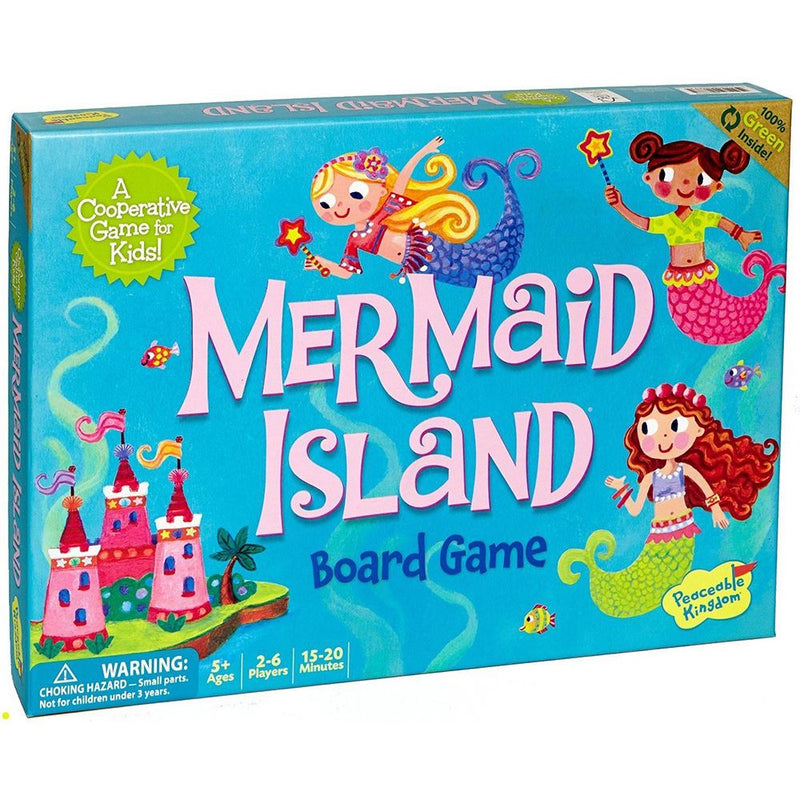 Mermaid Island Cooperation Game