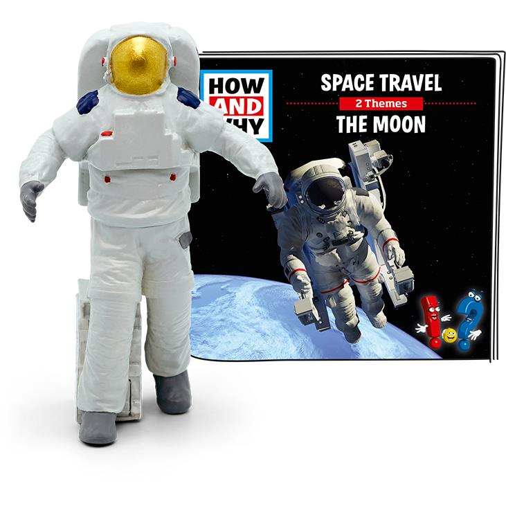 How &  Why - Space Travel & The Moon Tonie