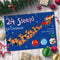 24 Sleeps 'til Christmas Personalised Book
