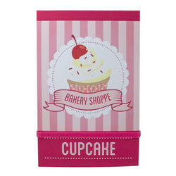 Scentco Cupcake Scratch & Sniff Pad & Smencil - I Want That Present