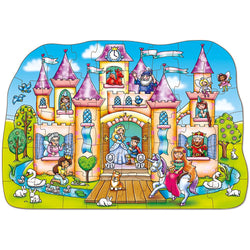 Magical Castle Puzzle - I Want That Present