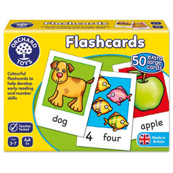 Flashcards - I Want That Present