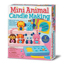 4M Mini Animal Candle Making Kit