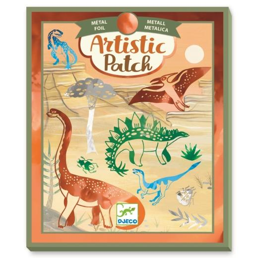 Artistic Patch Foil Kit - Dinosaurs