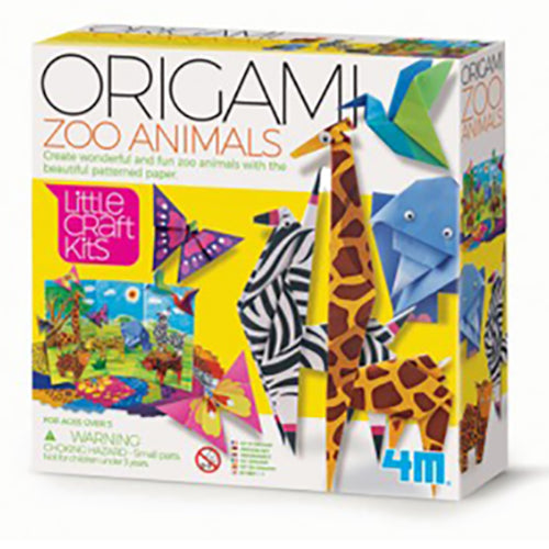 4M Origami - Safari Animals