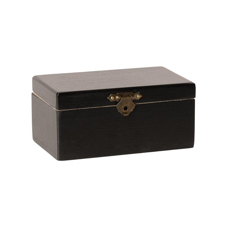 Maileg Minature Dark Brown Vintage Chest