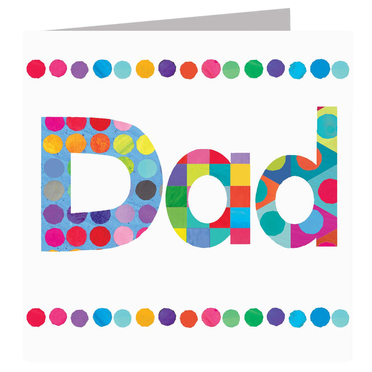Greetings Card - Dad
