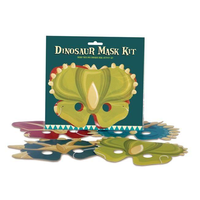 Dinosaur Mask Kit