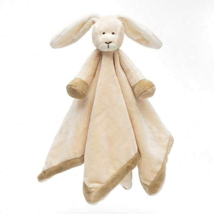 Teddykompaniet Diinglisar soother - Cream Rabbit