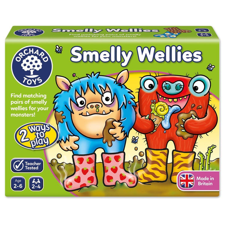 Smelly Welly Game