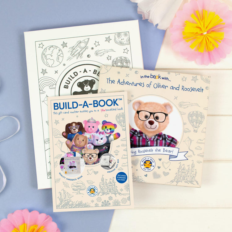 Build-A-Bear - How We Met Book Voucher