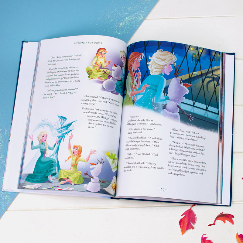 Personalised Frozen Collection Book