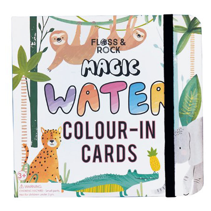 Jungle Magic Colour Changing Cards
