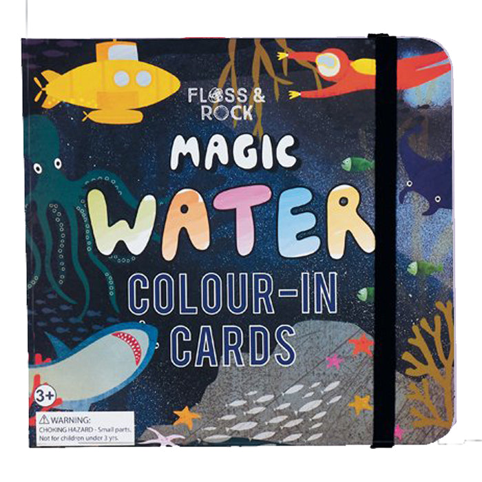 Deep Sea Magic Colour Changing Cards