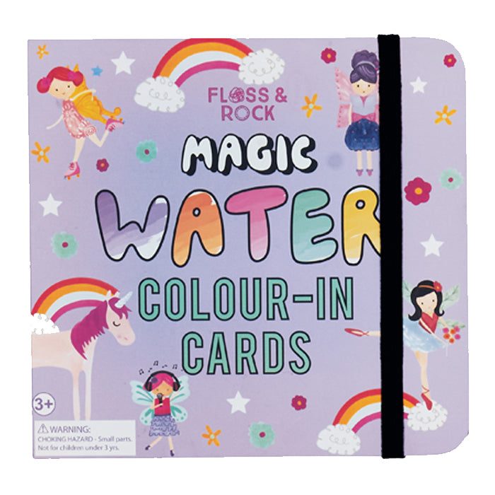Fairy Unicorn Magic Colour Changing Cards