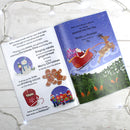 "Personalised Girls ""It's Christmas"" Story Book"