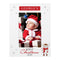 Personalised '1st Christmas' Mouse White Photo Frame