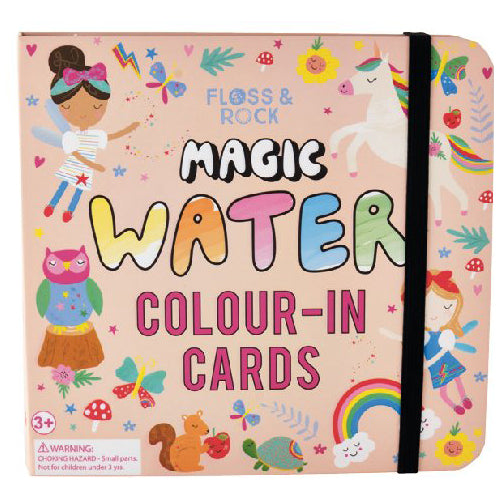 Fairy Rainbow Magic Colour Changing Cards