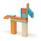 Tegu Magnetic Wooden Block Set (14 Piece) - Sunset