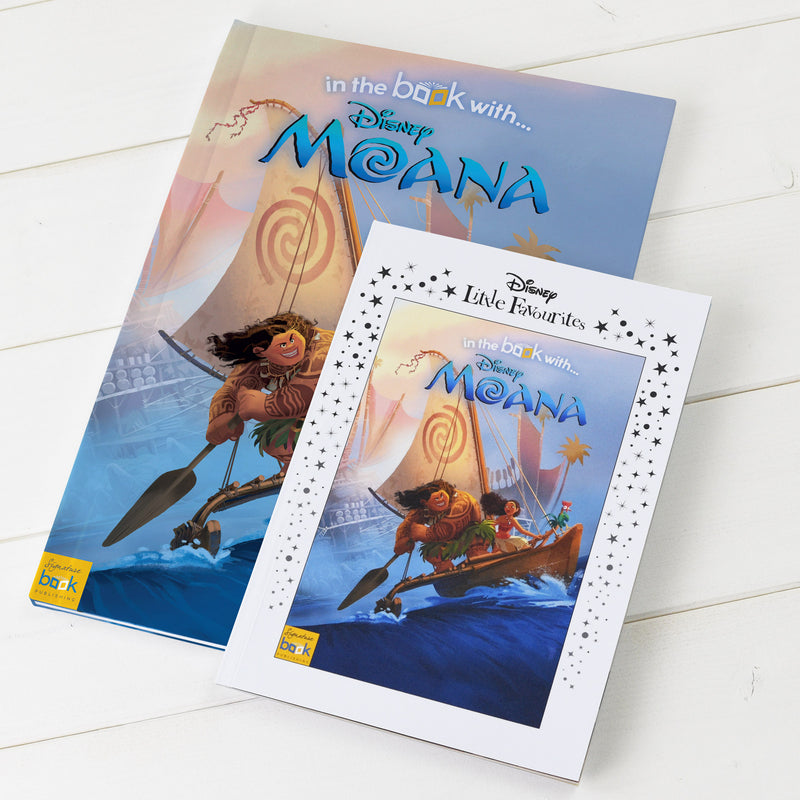 Personalised Disney Little Favourites Moana
