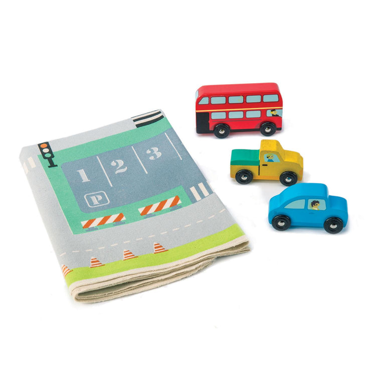 Town Playmat & Cars