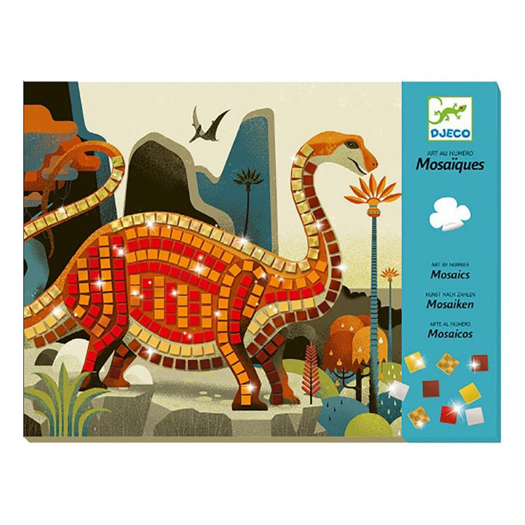 Arts & Crafts - Dinosaur Mosaics Kit