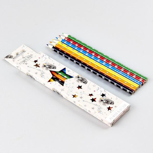 Arts & Crafts - Party Animals Pencil Pack By Floss & Rock
