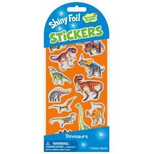 Arts & Crafts - Shiny Stickers - Dinosaurs