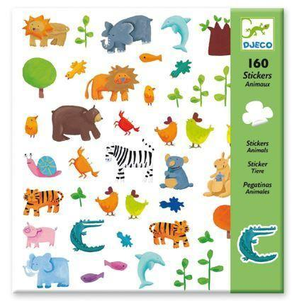 Arts & Crafts - Stickers - Animals