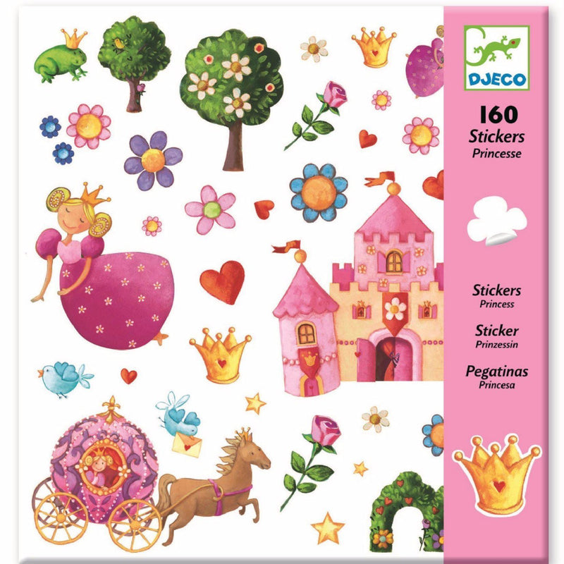 Stickers - Princess