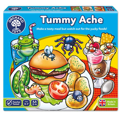 Tummy Ache Game - I Want That Present