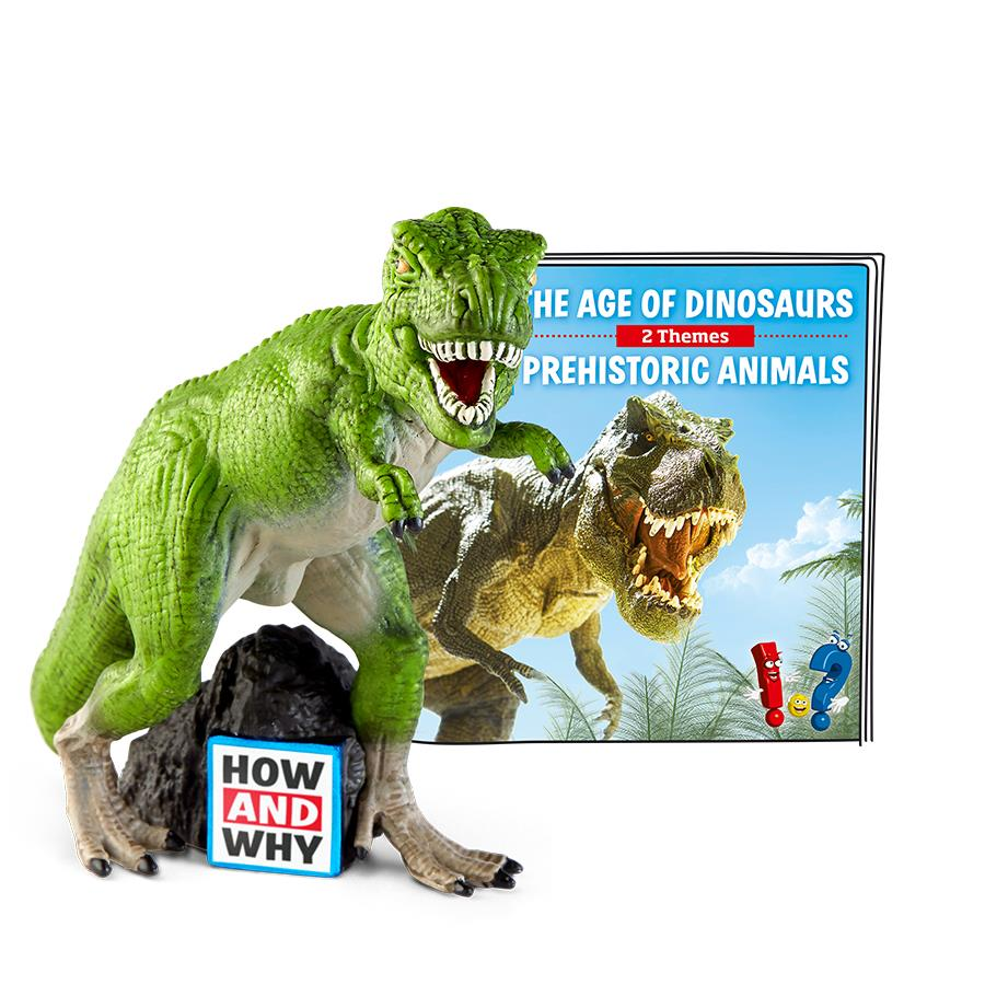 How & Why - Dinosaurs & Prehistoric Animals Tonie