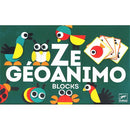 Ze Geoanimo Blocks - Construction Game