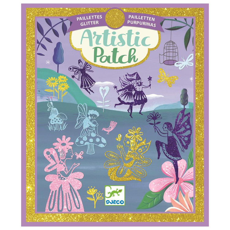 Artistic Patch Glitter Kit - Fairyland