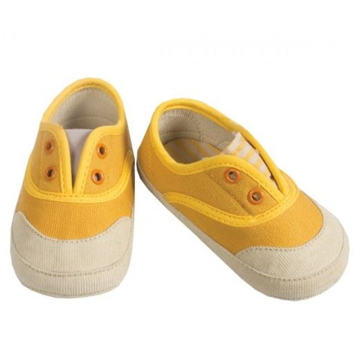 Maileg Mega Yellow Sneakers