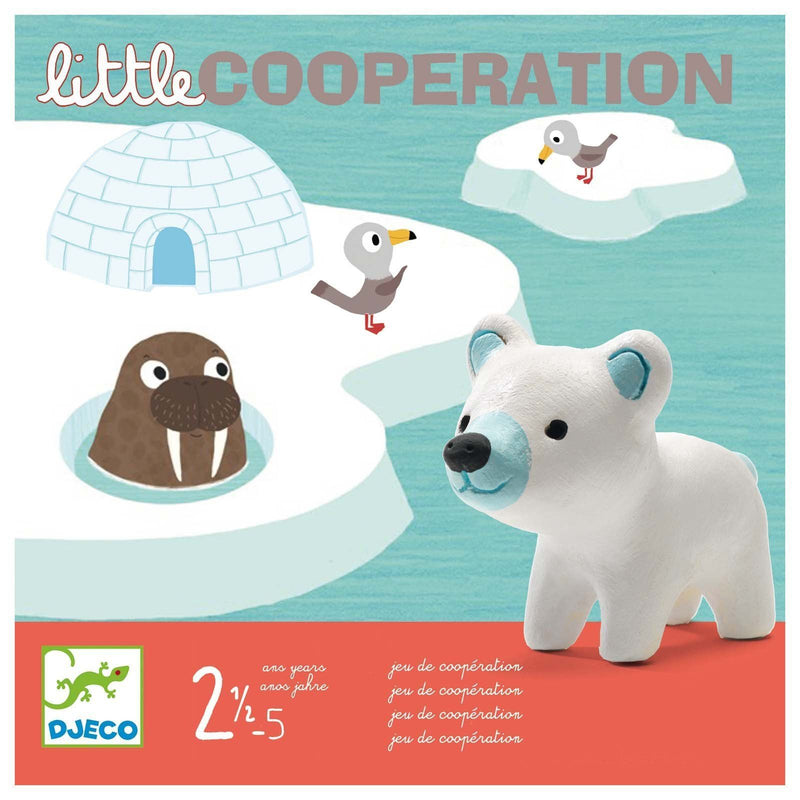 Djeco Little Cooperation Game - I Want That Present