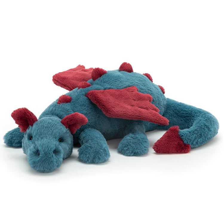 Jellycat Dexter Dragon - Medium
