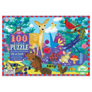 100 Piece Giant Life on Earth Puzzle
