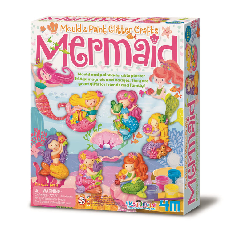 4M Mould & Pant - Glitter Mermaid