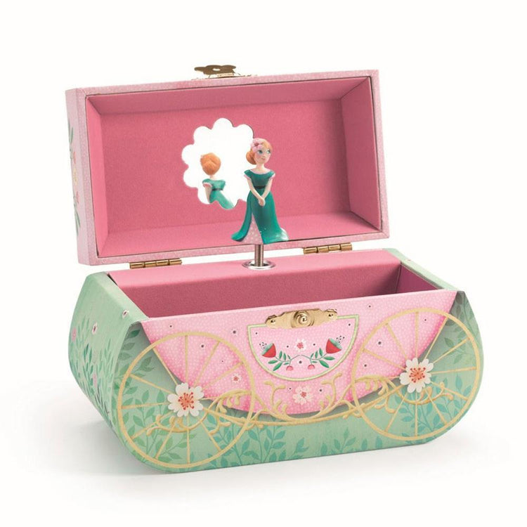 Carriage Ride Musical Jewellery Box