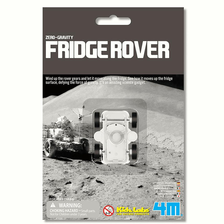 4M KidzLabs Zero Gravity Fridge Rover