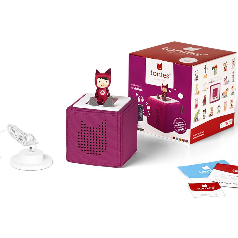 Toniebox Starter Set - Purple