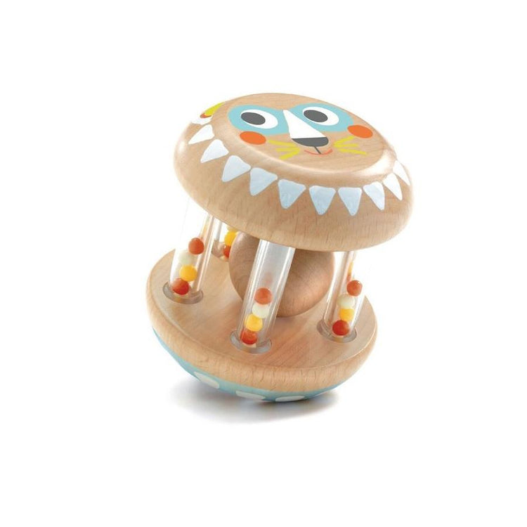 BabyShaki Rattle - Lion