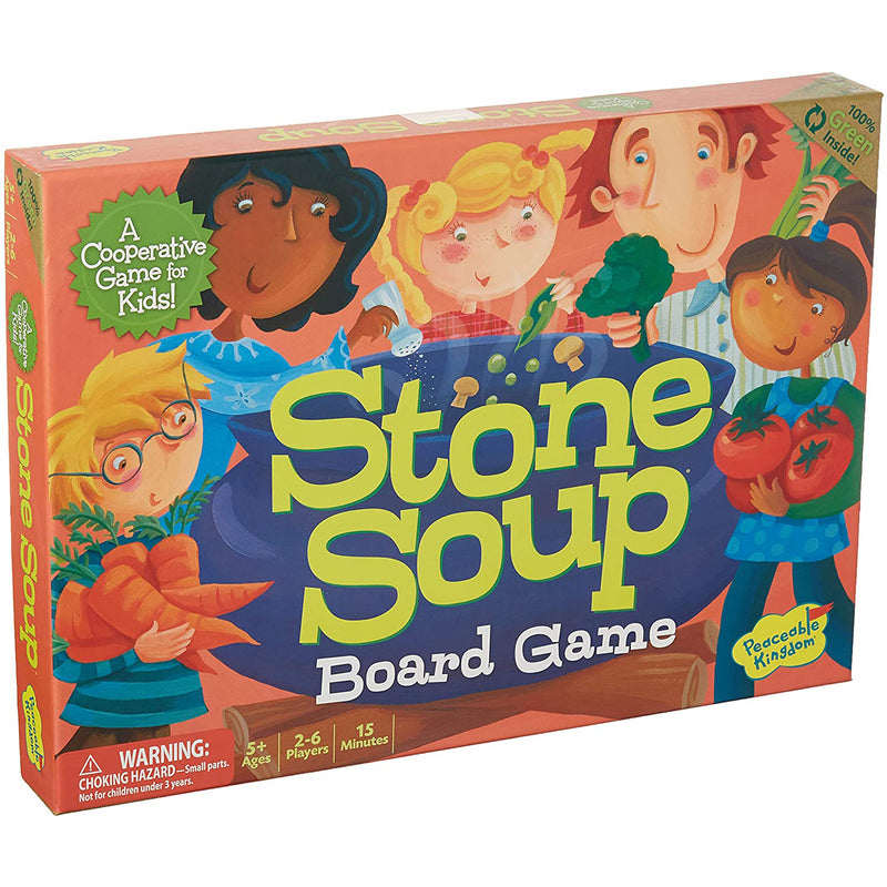 Stony Soup Cooperation Game