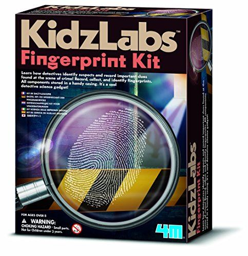 Kidz Labs Fingerprint Kit