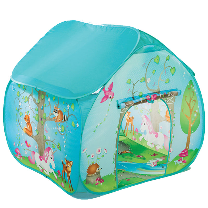 Pop Up Enhanted Forest Play Tent